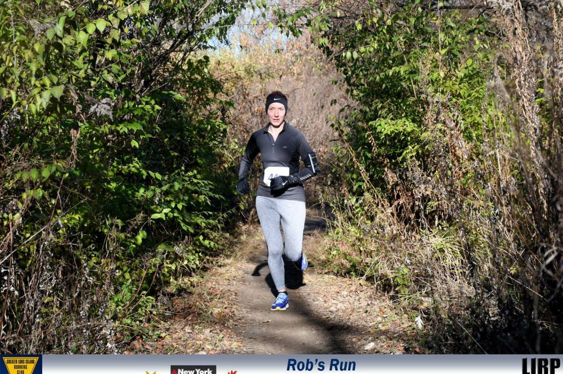 Happy Trails to New: Rob's Run 5K Race Recap