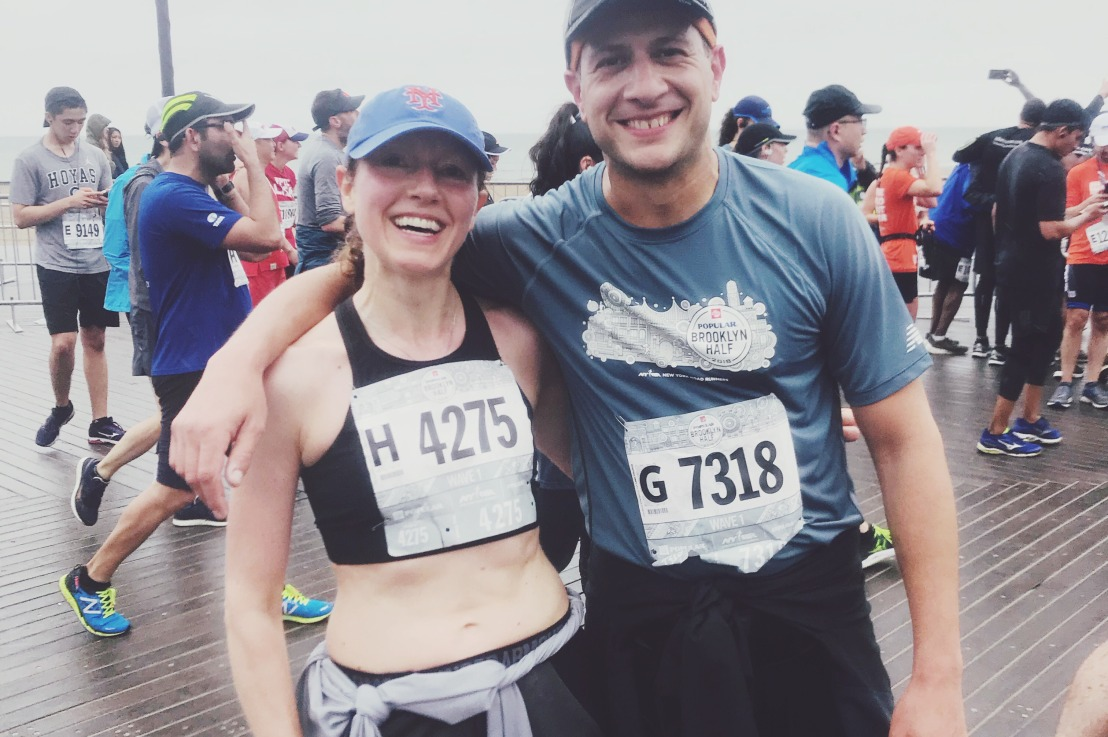Embrace the Suck: 2018 Popular Brooklyn Half RaceRecap