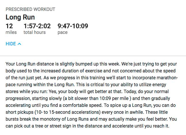 long run 1