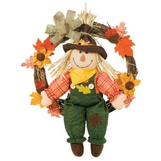 Autumn+Wall+Dcor+15+Wood+Wreath