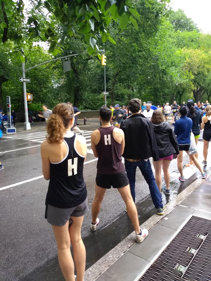 Harriers 5th Ave Mile 1