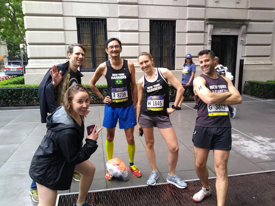 Harriers 5th Ave Mile 2