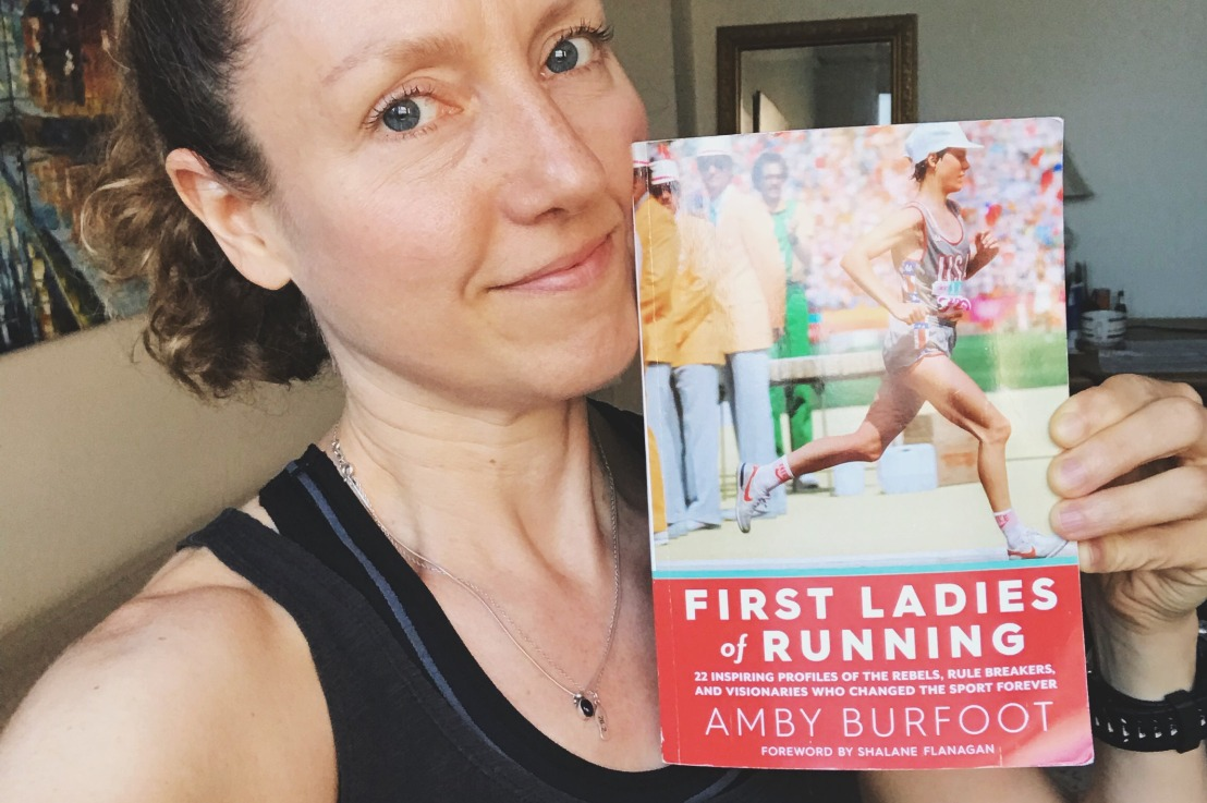 Book Rec: First Ladies of Running