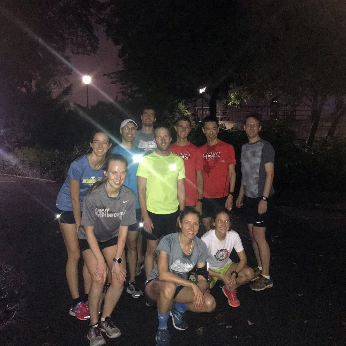 harriers workout 10-12