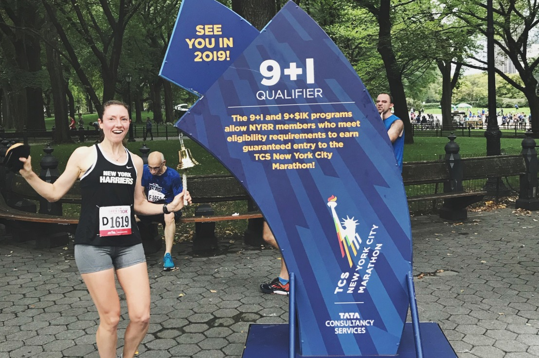 Passion and Detachment: 2018 Grete's Great Gallop 10K Race Recap