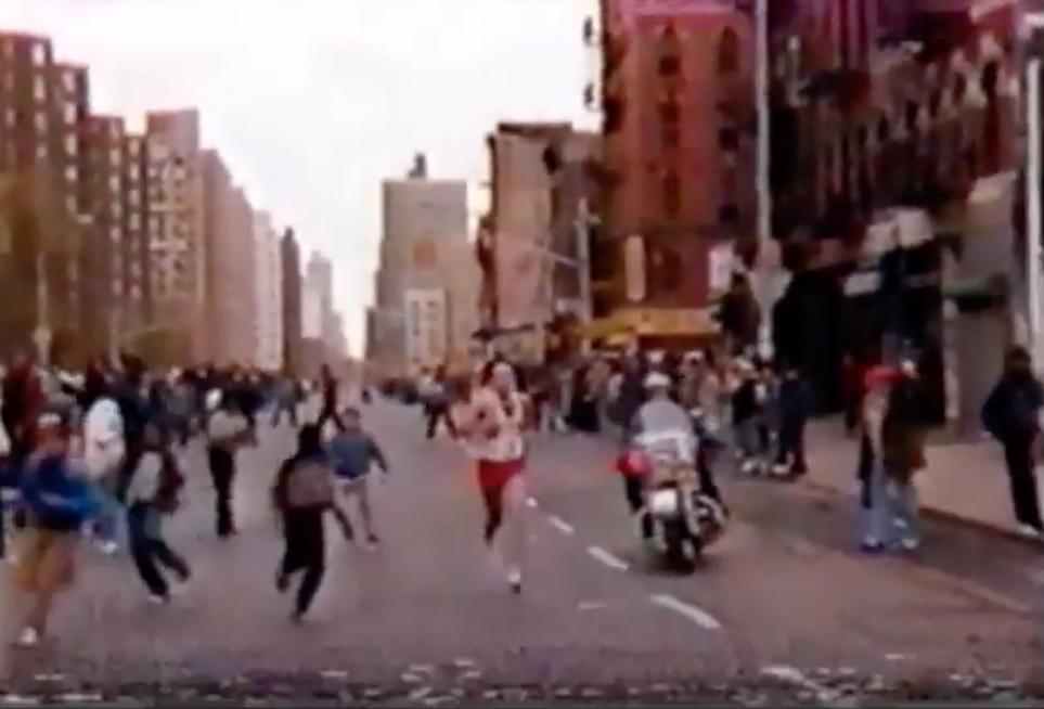 1981 crowded street