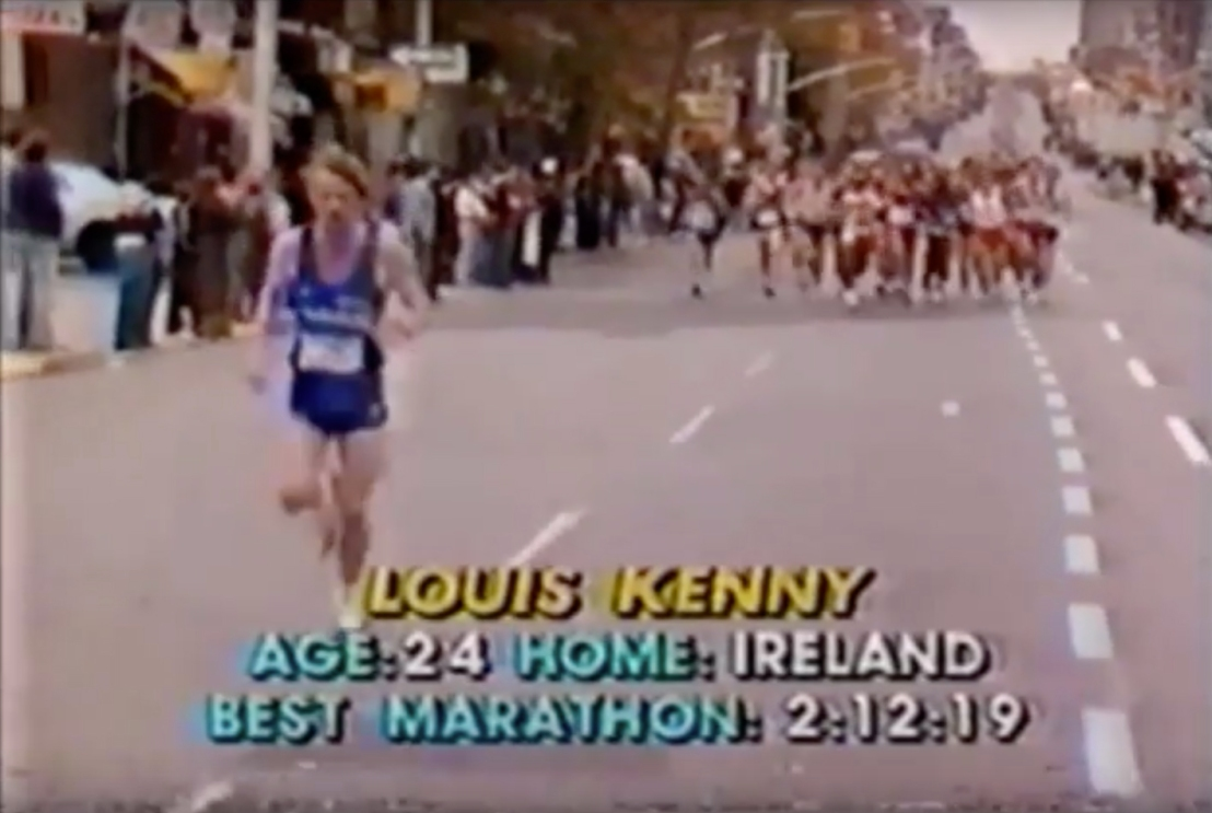1981 kenny in lead