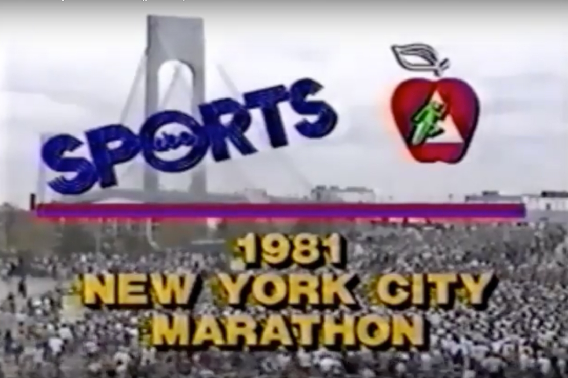 I Watched It: the 1981 NYC Marathon
