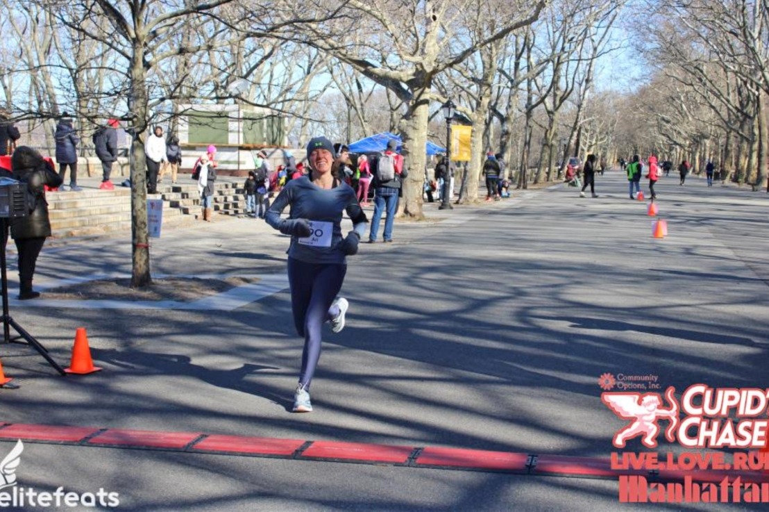 On Thin Ice: Cupid's Chase 5K Manhattan Race Recap