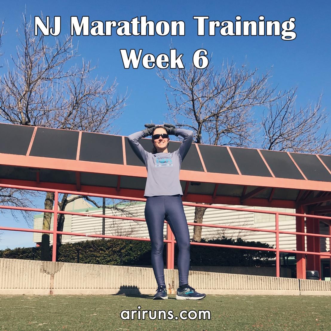 IMG_2577 NJ Marathon Training Week 6