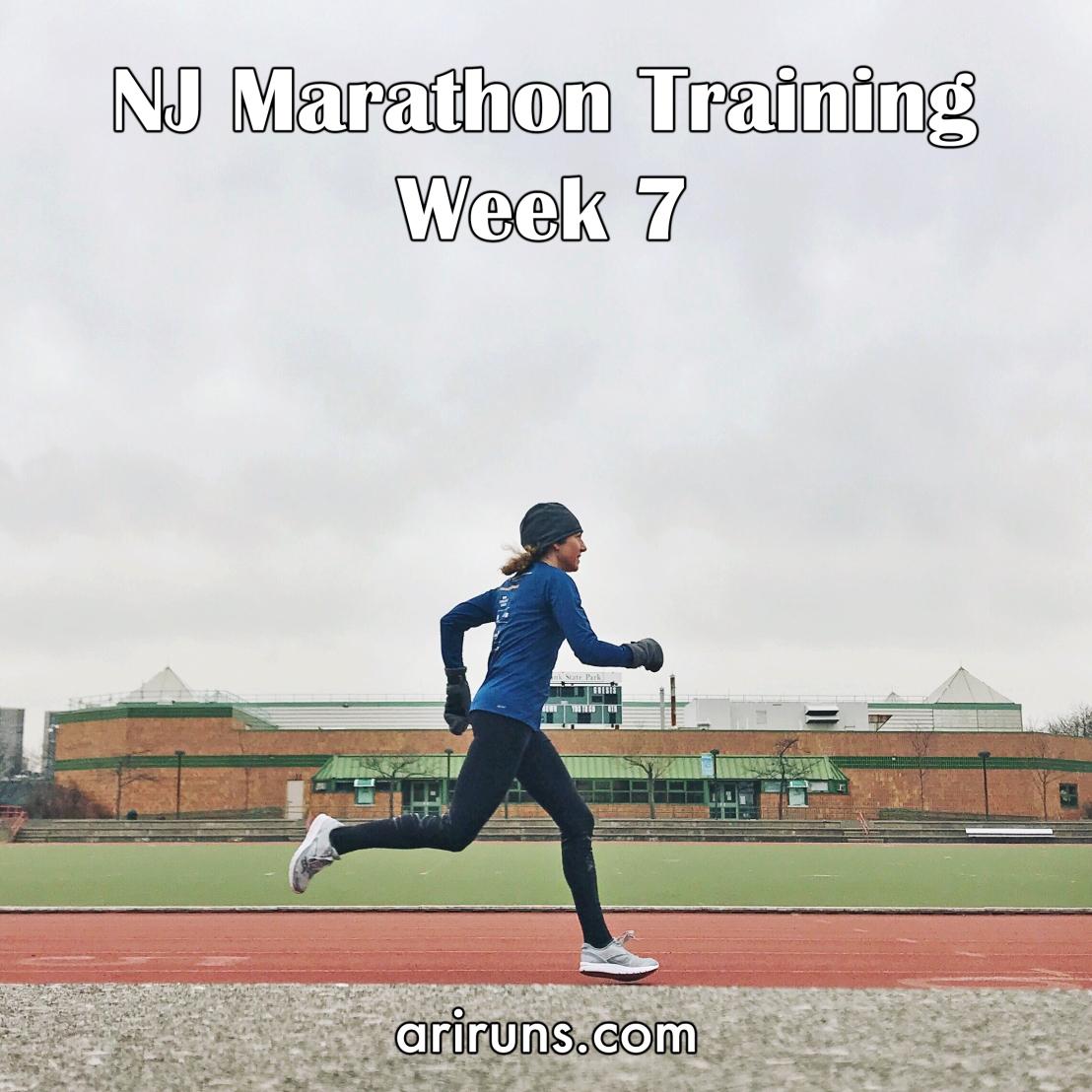 IMG_2644 NJ Marathon Training Week 7