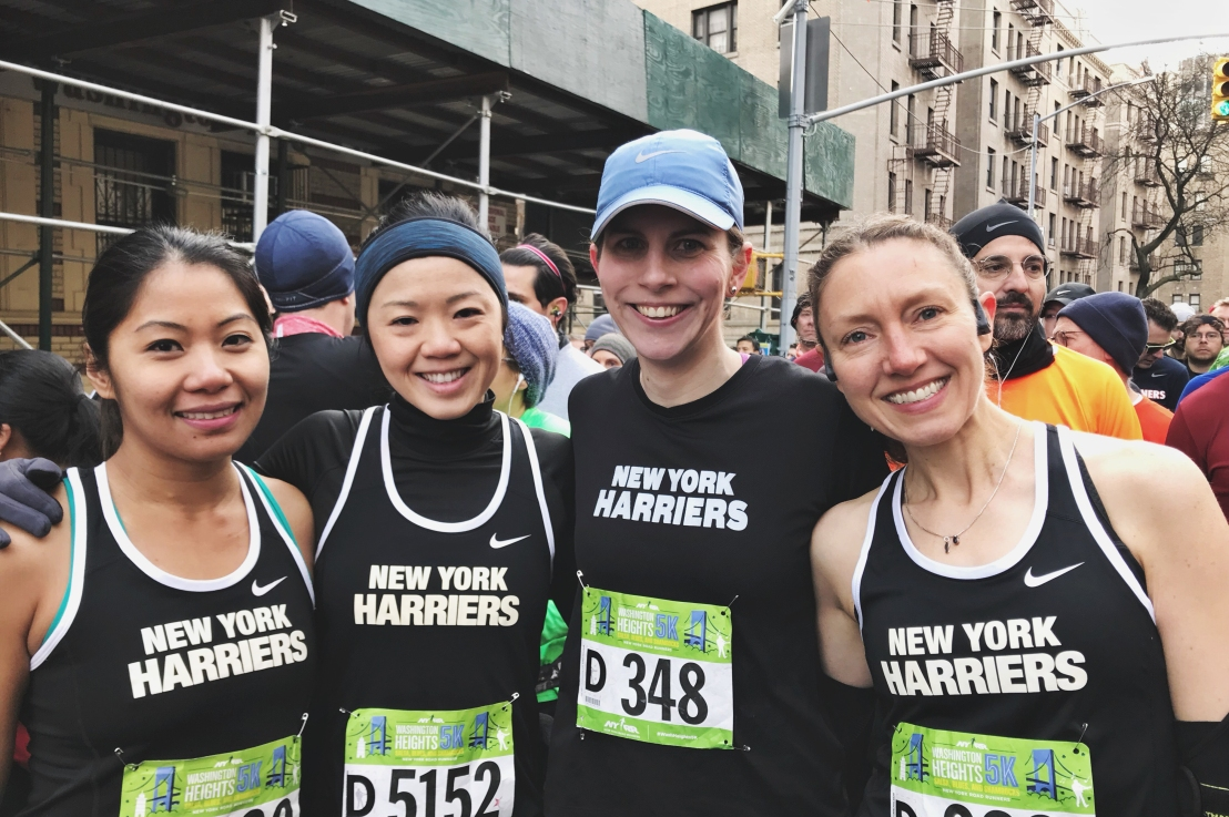 I Am the Warrior: 2019 Washington Heights Salsa, Blues, and Shamrocks 5K Race Recap