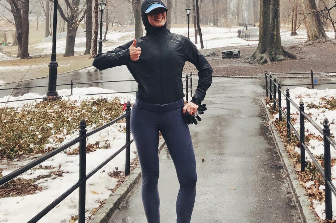 NJ Marathon Training: Week9