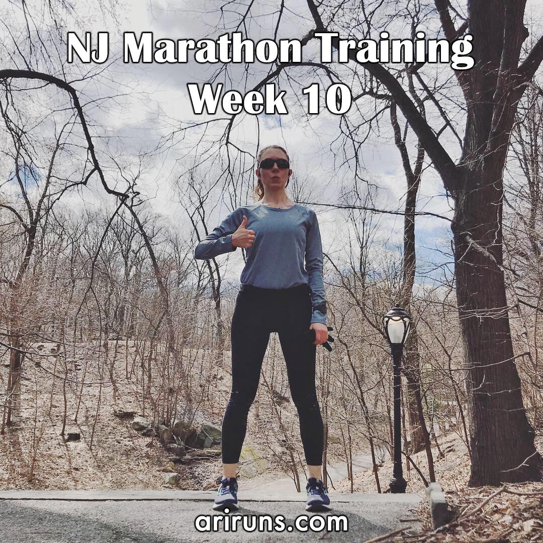 IMG_3545 NJ Marathon Training Week 10