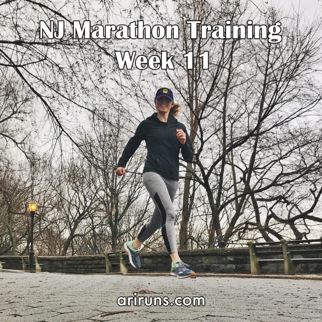 IMG_3854 NJ Marathon Training Week 11