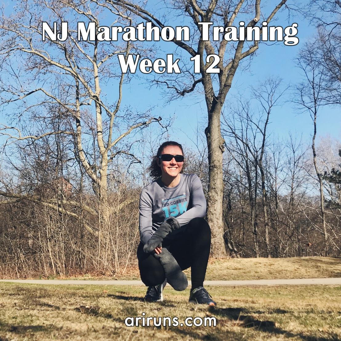 IMG_4217 NJ Marathon Training Week 12