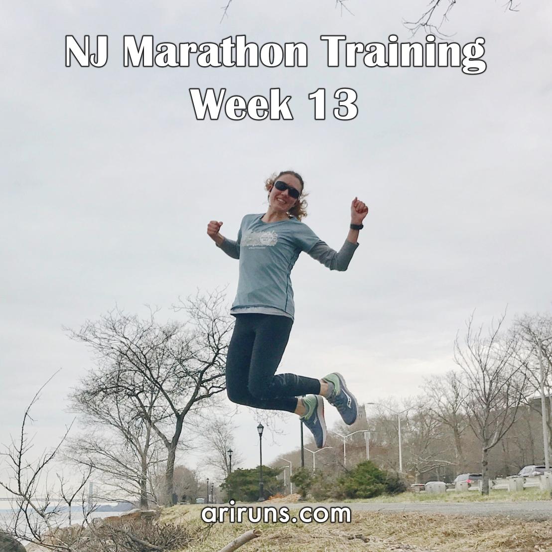 IMG_4528 NJ Marathon Training Week 13