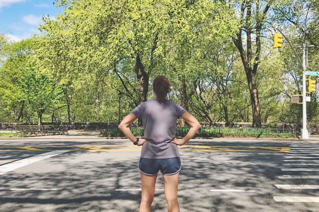 NJ Marathon Training: Week16