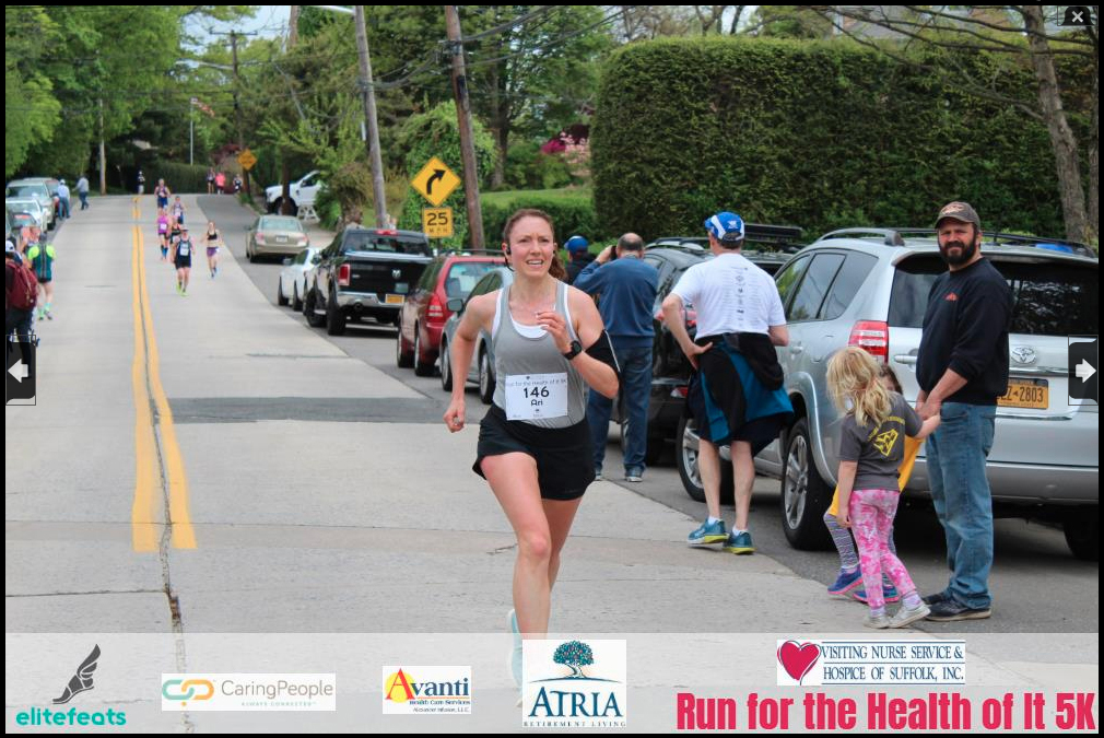 Caution to the Wind: 2019 Run for the Health of It 5K Race Recap