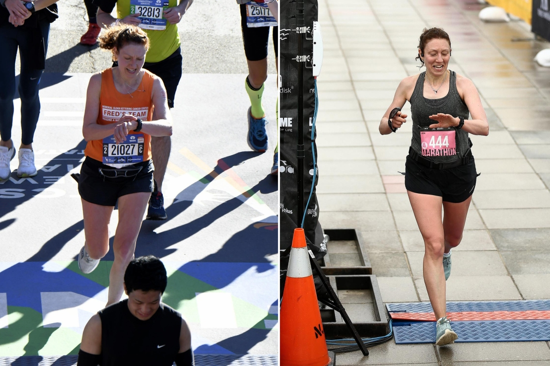 A Tale of Two Marathons: How I PR'd by 12 Minutes (with a BQ!)