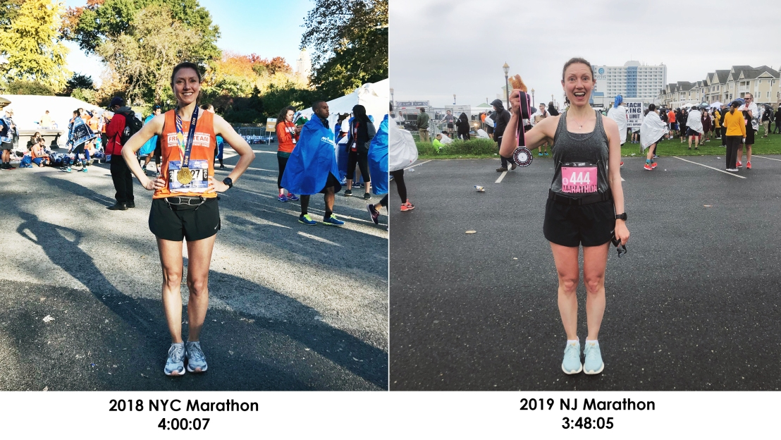NYC & NJ Marathon posed pics sm