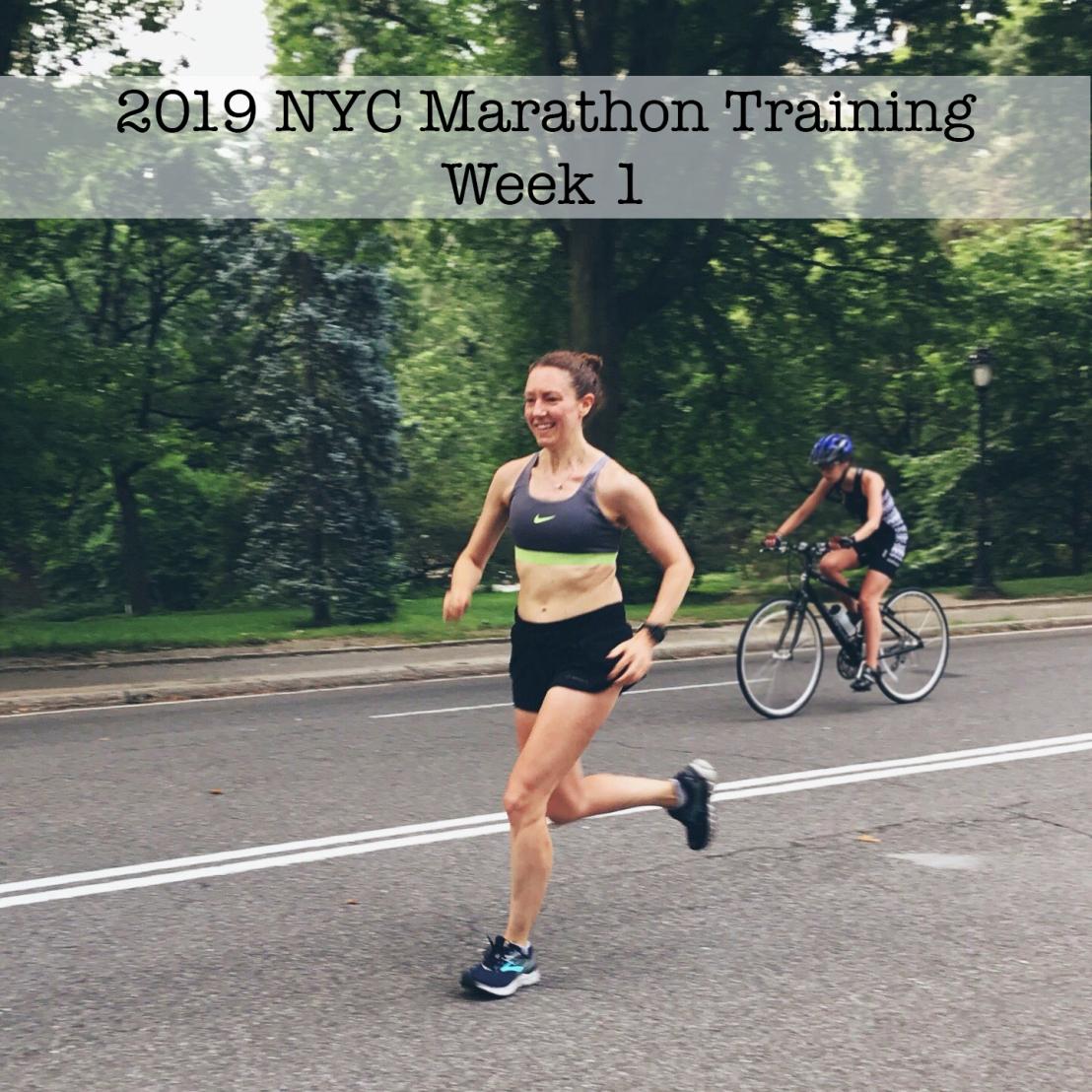 IMG_7801_2019 NYC Marathon Training Week 1