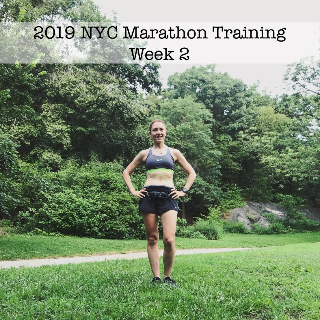 IMG_8301_2019 NYC Marathon Training Week 2