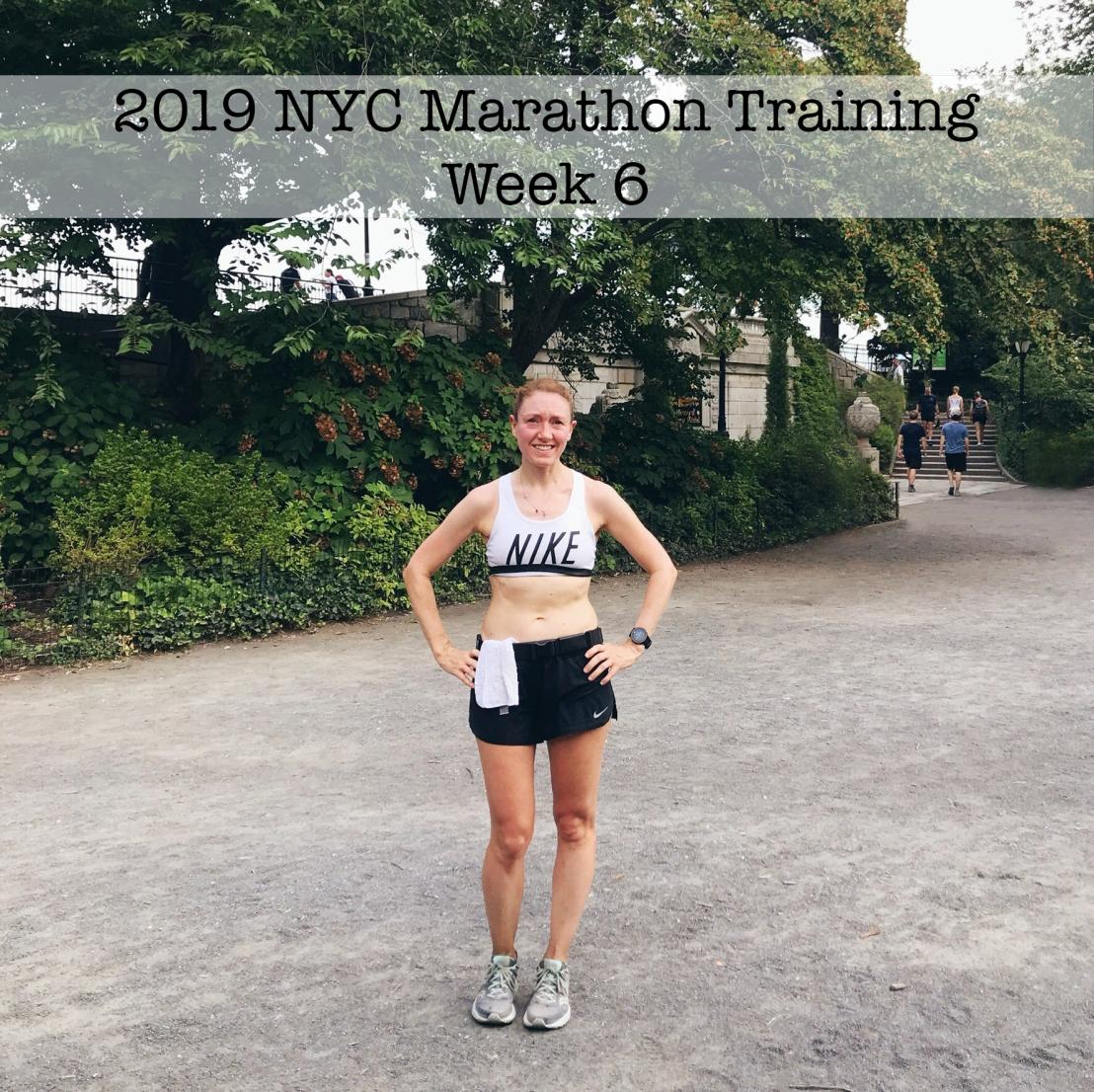 IMG_9173 2019 NYC Marathon Training Week 6