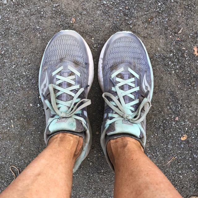 IMG_9174 Week 6 Long Run Shoes 1