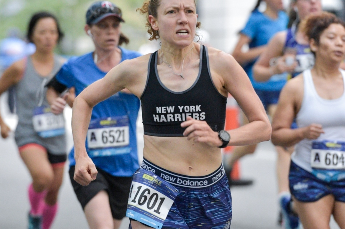 Just Beat It: 2019 5th Avenue Mile Race Recap