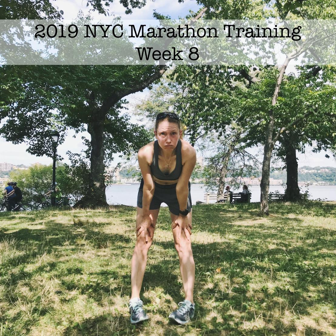 IMG_9655 2019 NYC Marathon Training Week 8