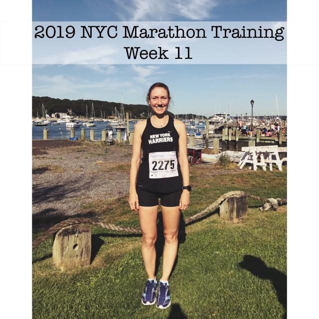 IMG_0343 2019 NYC Marathon Training Week 11