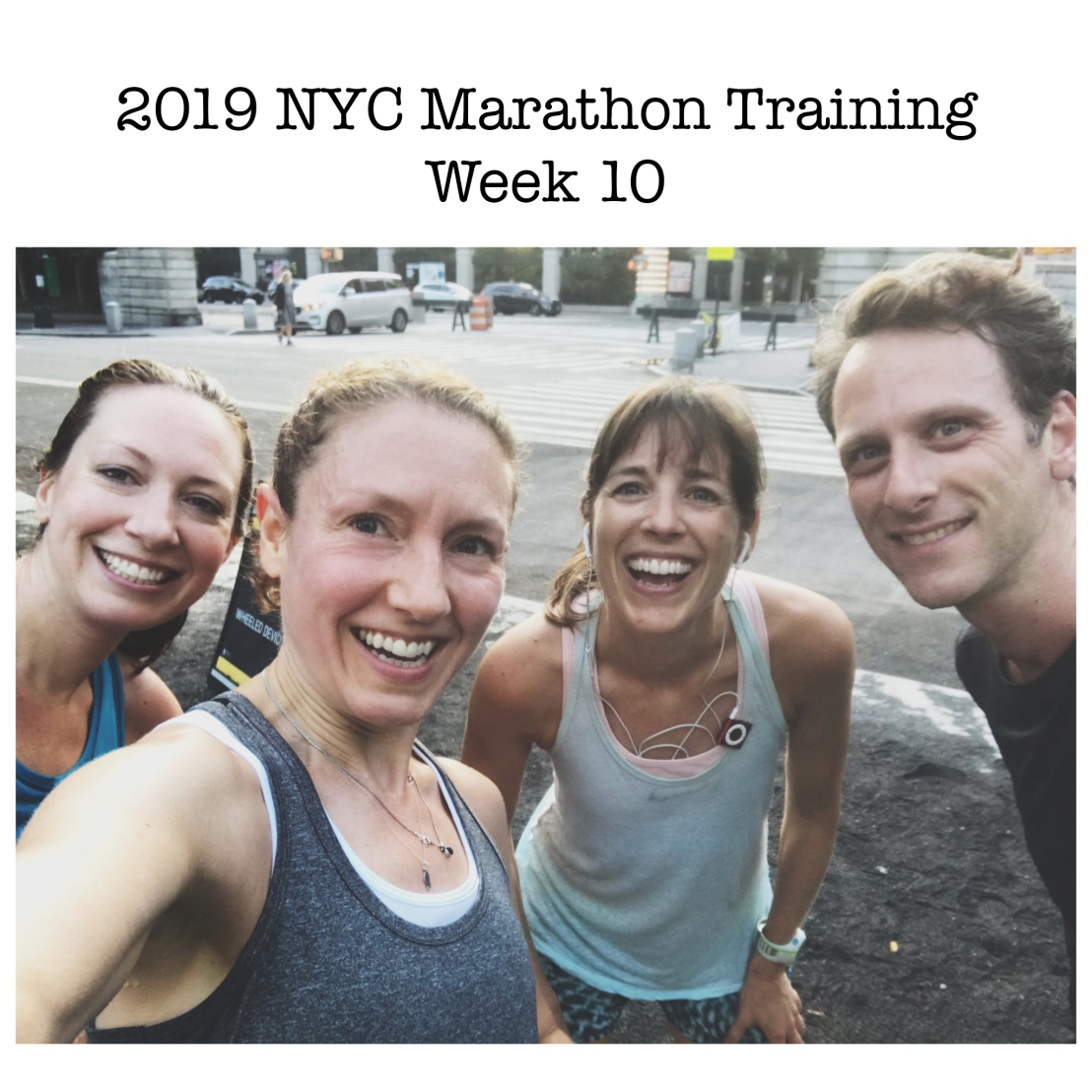 IMG_1048 2019 NYC Marathon Training Week 10