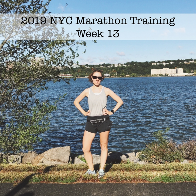 IMG_0781 2019 NYC Marathon Training Week 13