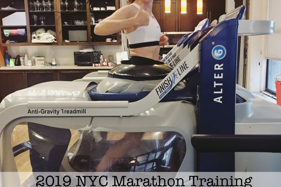 2019 NYC Marathon Training: Weeks 13-15 of 17