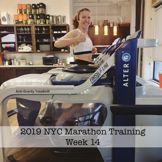 IMG_0872 2019 NYC Marathon Training Week 14
