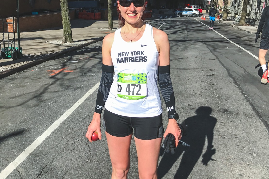 This Is Fine: 2020 Washington Heights Salsa, Blues, and Shamrocks 5K Race Recap