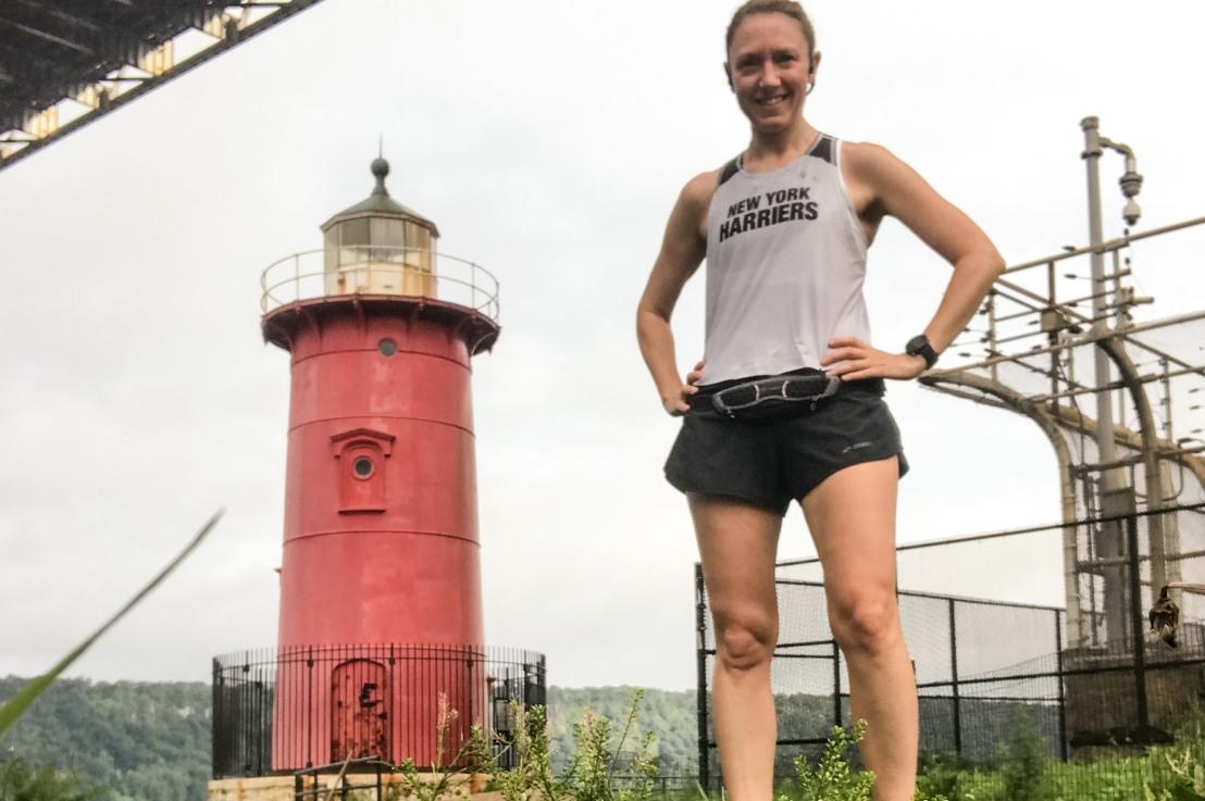 2021 NYC Marathon Training: Week1