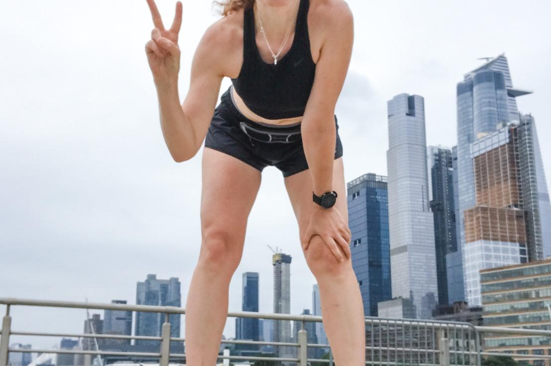 2021 NYC Marathon Training: Week2